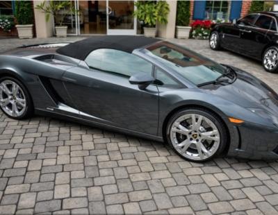 2013 Lamborghini Gallardo Convertible
