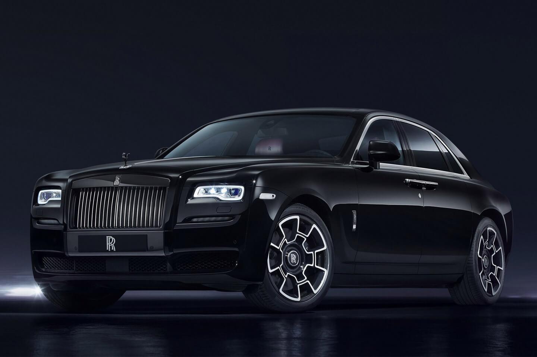 Rolls Royce Ghost Rental