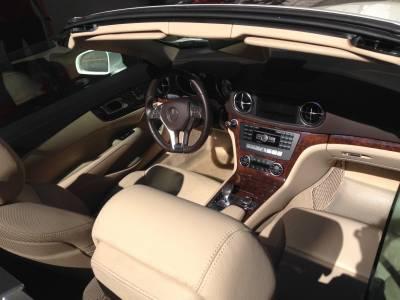 2013 Mercedes Benz Sl550 Roadster