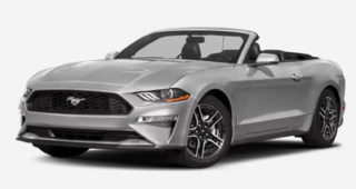 Mustang Convertible Or Similar