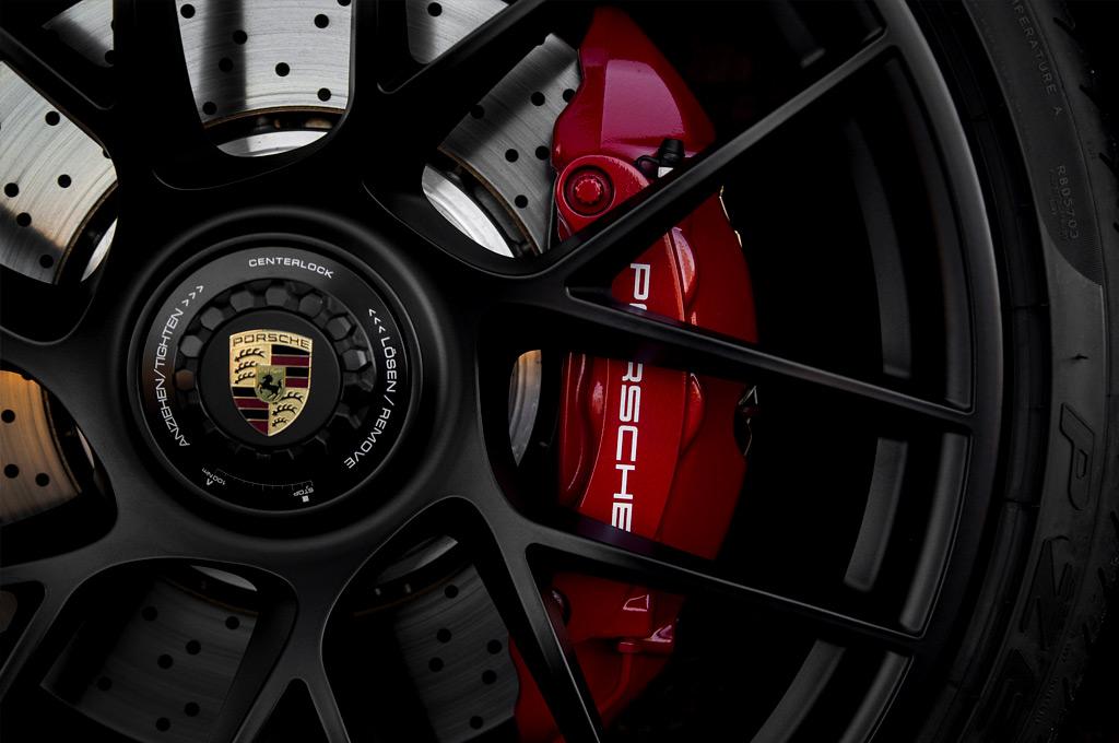 Porsche Carrera Cabriolet Convertible