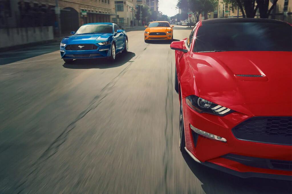 Mustang Convertible Or Similar
