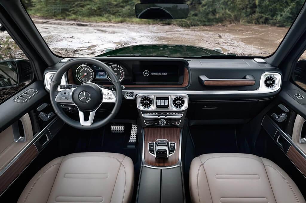 Mercedes Benz G 550