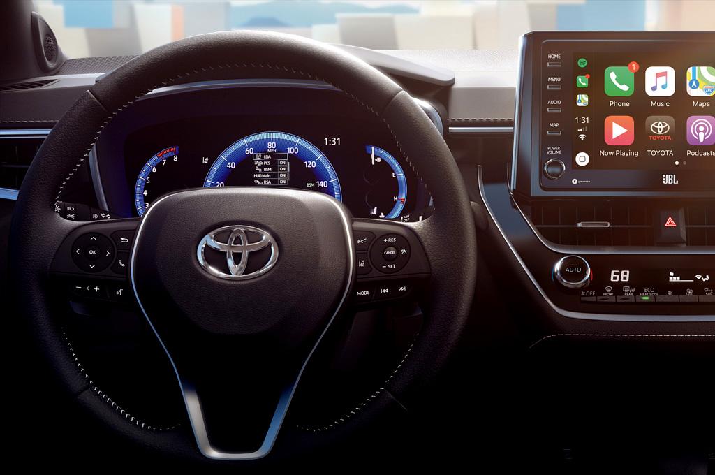 Toyota Corolla Or Similar