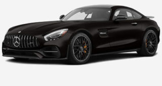 Mercedes Benz Gt Coupe Amg