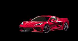 Chevrolette Corvette C8